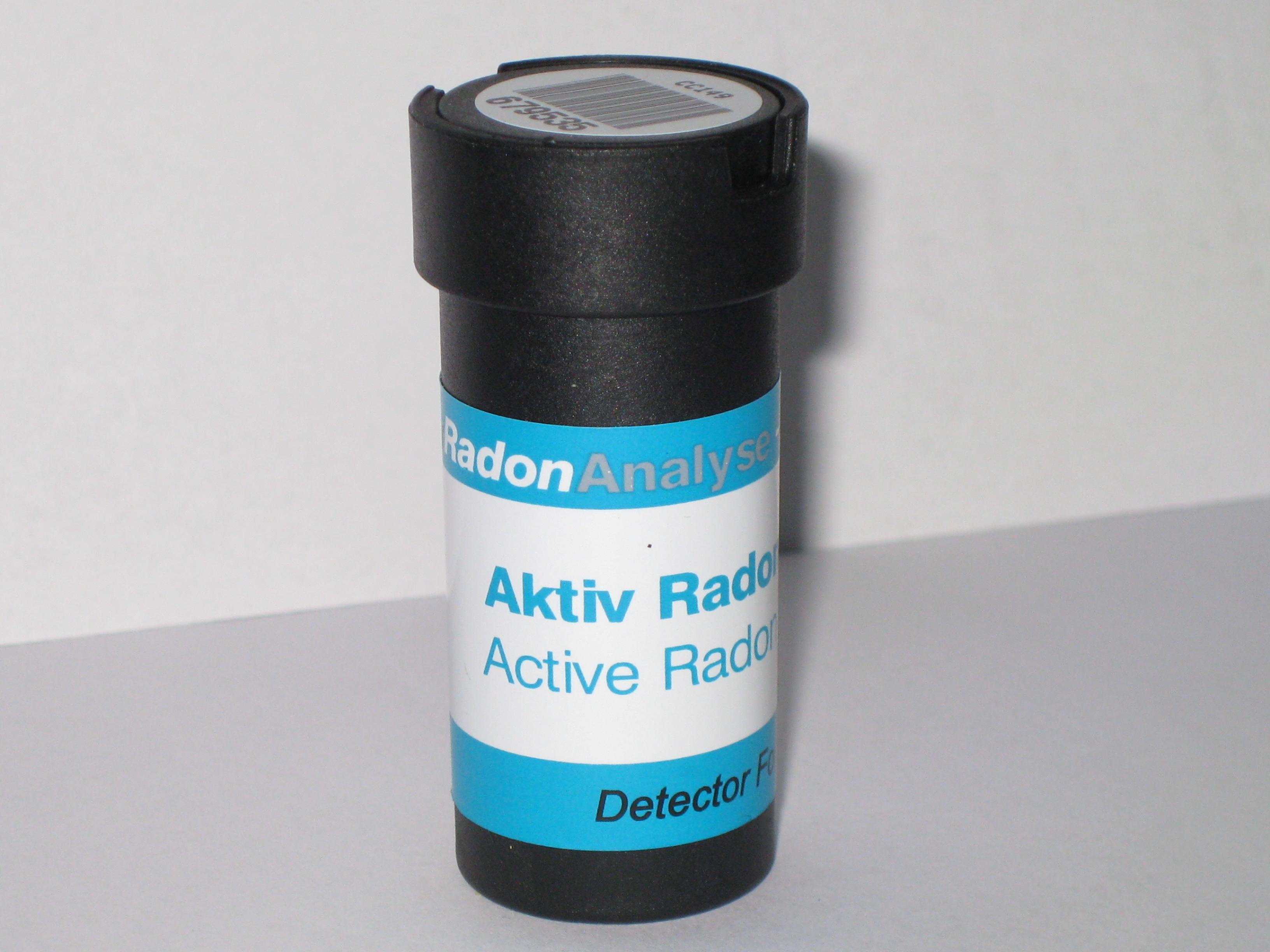 Radon sporboks